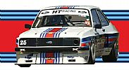 Teamslot TS-SRE22 X-PACK FORD ESCORT MKII RS2000 MARTINI HT RACING L