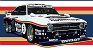 Teamslot TS-SRE21 ZAKSPEED FORD ESCORT MKII RS2000 ROTHMANS LTD