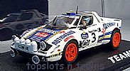 Teamslot TS-11507 ROTHMANS LANCIA STRATOS RALLY CATALUNYA 1980