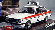 Teamslot TS-SRE17 MK2 FORD ESCORT RS2000 POLICE SLOT CAR LTD
