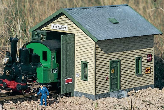 Piko 62044 - RED RIVER LOCO-SHED