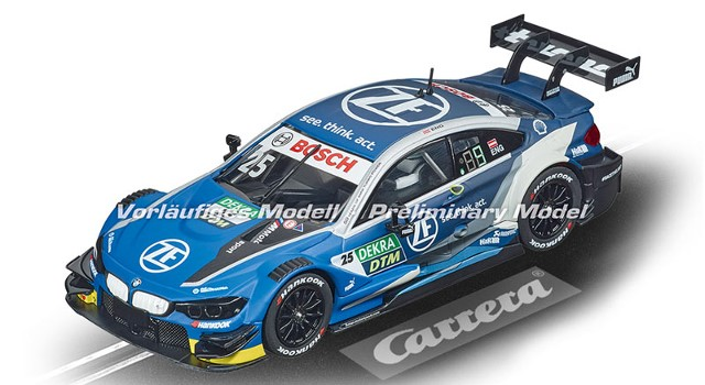 Carrera CA-27643 - BMW M4 DTM PHILIPP ENG 2019 NO 25
