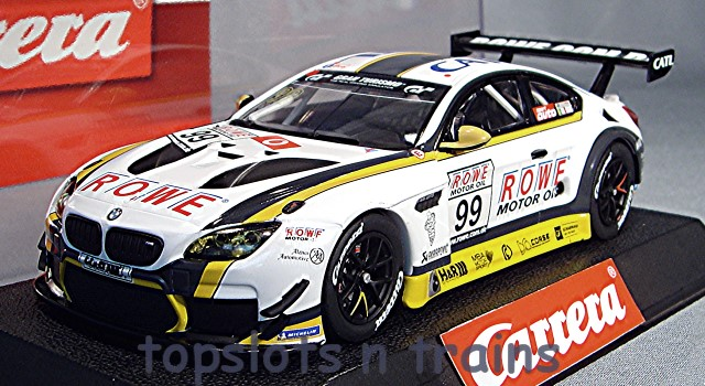 Carrera CA-27594 - BMW M6 GT3 ROWE RACING 6HR ADAC