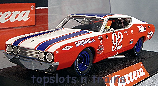 Carrera CA-27556 Limited Edition - FORD BOSS 429 TORINO BOBBY UNSER USA LTD