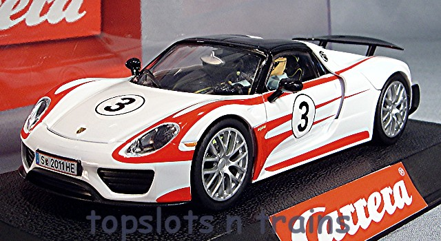 Carrera CA-27477 - PORSCHE 918 SPYDER RACING CAR