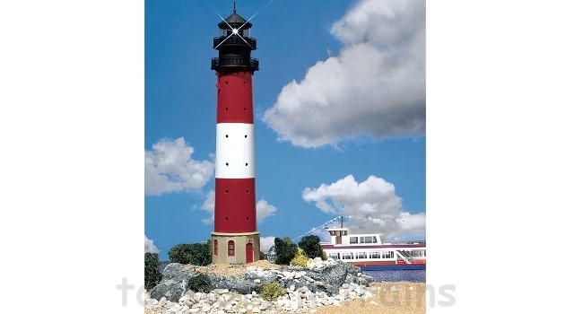 Faller 131010 OO/HO Scale Model Kit - LIGHTHOUSE - HORNUM
