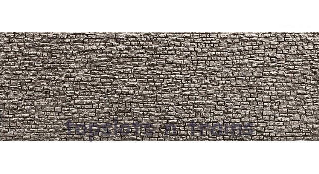 Faller 170864 OO/HO Scale Decorative Panel - 2 X DRY WALL DECORATIVE SHEETS 370 x 125 x 6 mm