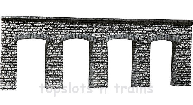 Faller 170892 OO/HO Scale Decorative Panel - GALLERY - NATURAL STONE CUBOID