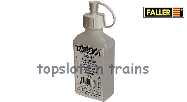 FALLER 180688 - SMOKE OIL 50ML BOTTLE