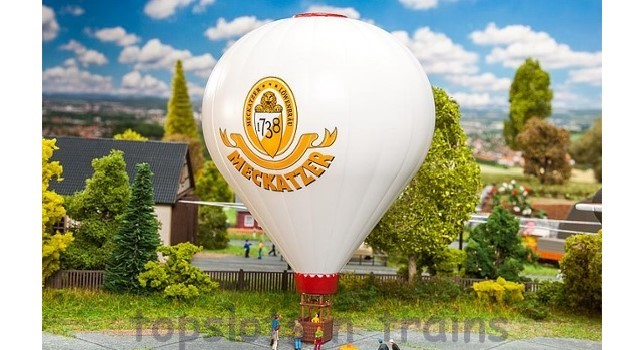 Faller 232391 N Scale Model Kit - HOT AIR BALLOON KIT V - MECKATZER