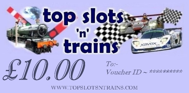 TNTS  10.00 - GIFT VOUCHER VALUE 10.00