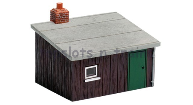 Hornby R9670 - GWR PLATELAYERS HUT - SLEEPERS