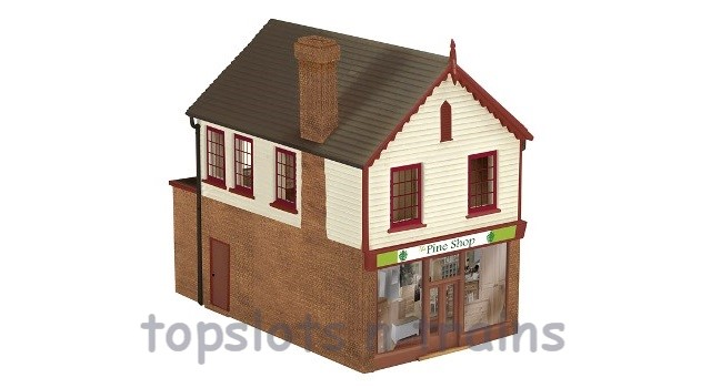 Hornby R9769 Skaledale - THE STREET - PINE SHOP