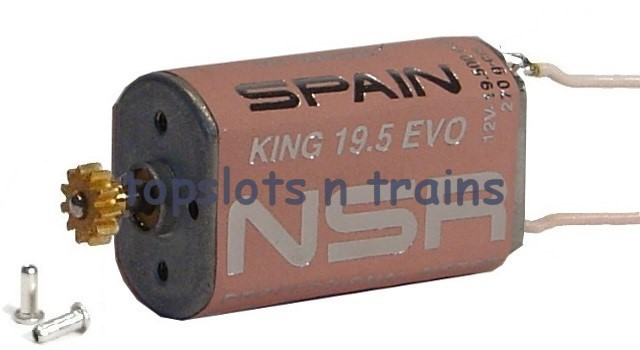 Nsr 3032N - SPANISH EVO KING MOTOR 19.5 ANGLEWINDER CLOSED CAN
