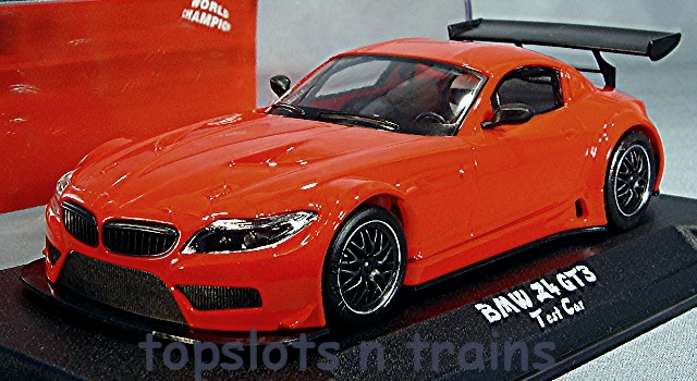 Nsr 1194-AW - BMW Z4 E89 GT3 RED TEST SLOT CAR
