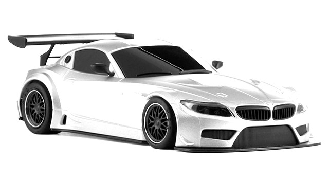 Nsr 1196-AW - BMW Z4 E89 GT3 RTR SLOT CAR KIT