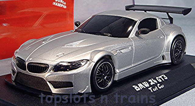 Nsr 1193-AW - BMW Z4 GT3 E89 TEST SLOT CAR