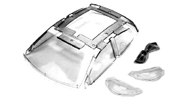 Nsr 1312 - RENAULT CLIO WINDOWS + LIGHT PARTS