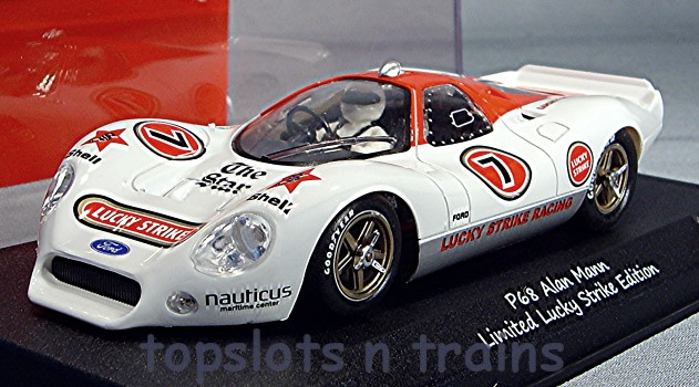 Nsr-0109-SW - FORD P68 ALLAN MANN LUCKY STRIKE LTD