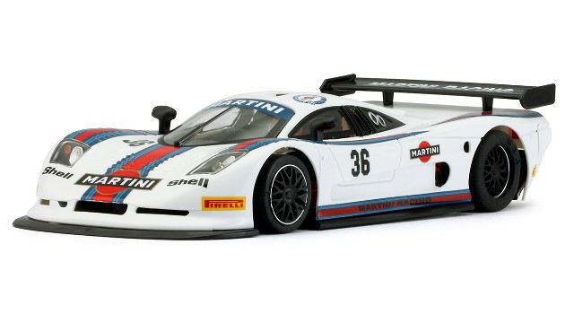 Nsr-0150-AW-TRIANG - MOSLER MT900R MARTINI RACING WHITE NO 36