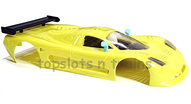 Nsr 1320Y - MOSLER MT900R BODY KIT YELLOW