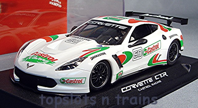 Nsr-0108-AW - CORVETTE C7R CASTROL RACING No50