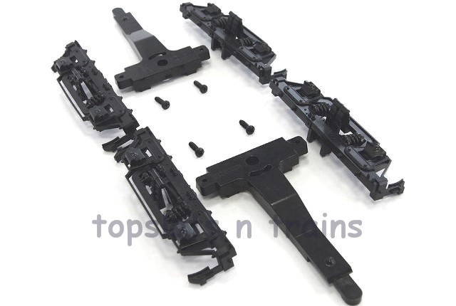 Piko 36052 G Scale - BOGIE CHASSIS ASSEMBLY FOR PASSENGER CAR / COACH
