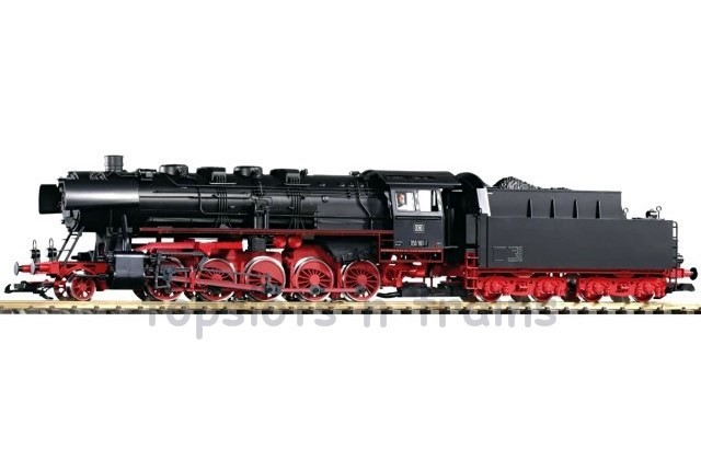 Piko 37242 G Scale - DR BR-050 STEAM LOCOMOTIVE IV- ANALOGUE SMOKE