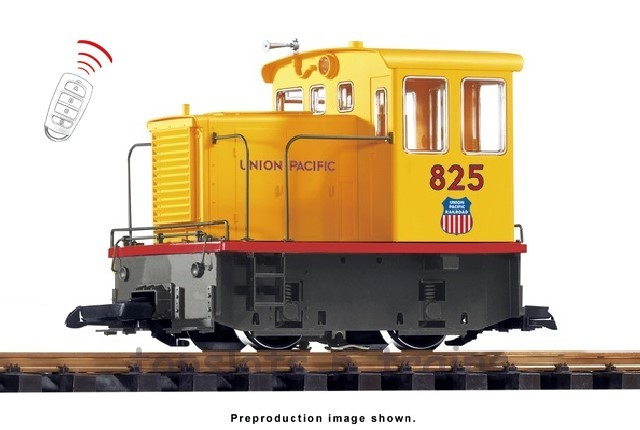 Piko 38504 G Scale RC - UNION PACIFIC GE 25t DIESEL - BATTERY POWERED R/C