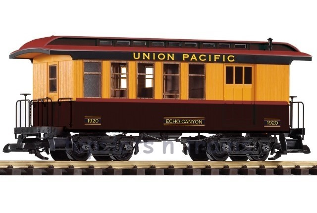 Piko 38639 G Scale - UP WOOD COMBINE CAR - 1920 ECHO CANYON