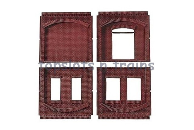 Piko 62811 - BREWERY WALLS 4 PIECES
