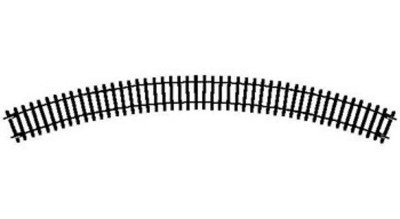 Hornby Track R607 - 8 X DOUBLE CURVES - 2ND RADIUS
