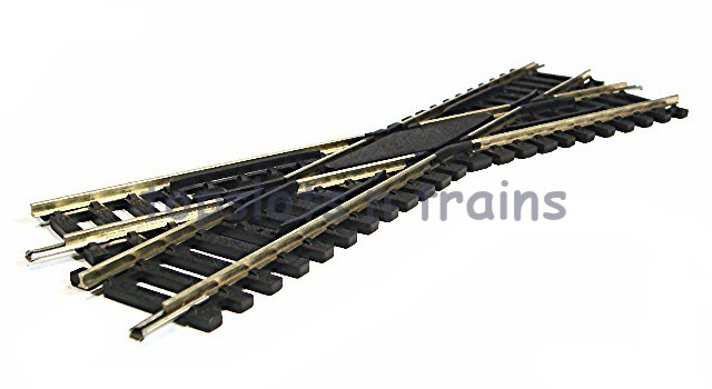 Hornby Track R614 - LEFT- HAND DIAMOND CROSSING