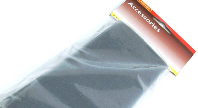 Hornby Track R626 - UNDERLAY SHEETS - PACK OF 4