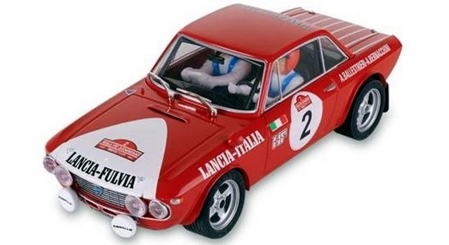 Scx Digital Advance E10286 - DIGITAL LANCIA FULVIA 1.6HF SAN REMO 1972 WINNERS