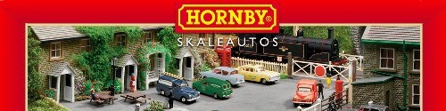 Hornby SkaleAutos Buildings & Scenery