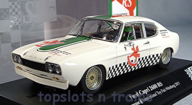 Slot Racing Company SRC 900103 - FORD CAPRI MK1 2600 RS LTD NUREMBERG 2013