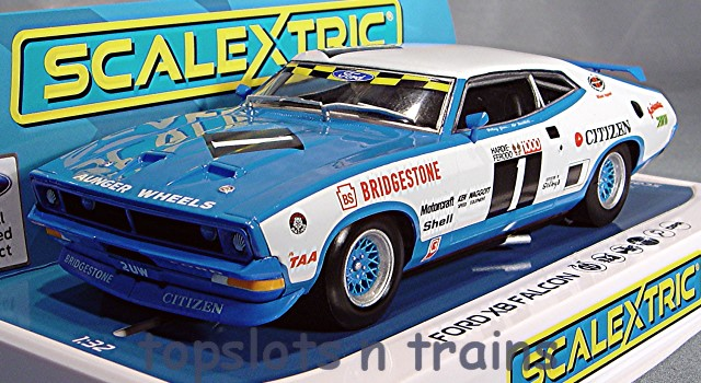 Scalextric C4039 - FORD FALCON XB BATHURST 1975 BARTLET / GOSS