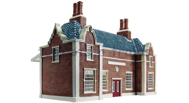 Hornby R9633 - GREAT NORTHERN SKALE REGIS STATION BUILDING