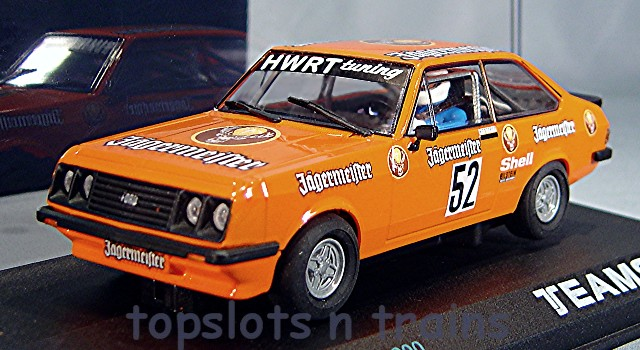 Teamslot TS-12704 - FORD ESCORT RS2000 MK2 BERGRENNEN JAGERMEISTER