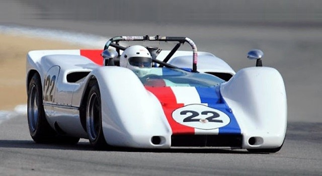 Thunder Slot CA00305-SW - MCLAREN M6B 1968 CAN-AM SPORTS RACING SPYDER 50-06