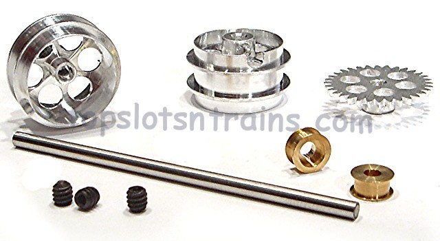 Nsr 4009 - SIDEWINDER REAR AXLE KIT 16'' DIA