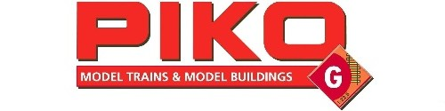 PIKO G Scale Trains<br>& PIKO G Scale Train Sets & Accessories