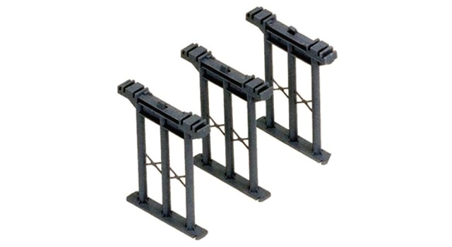 Hornby Track R659 - HIGH LEVEL PIERS PACK OF 3
