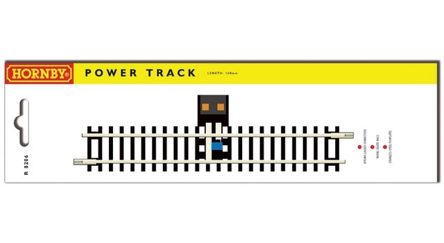 Hornby Track R8206 - POWER TRACK