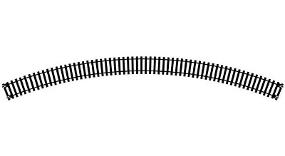 Hornby Track R8262 - 8 X DOUBLE CURVE - 4TH RADIUS