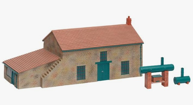 Hornby R8779 - COMPRESSOR HOUSE