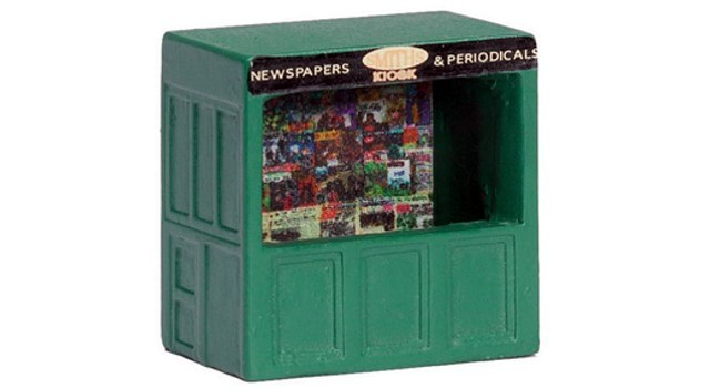 Hornby R8797 - NEWSPAPER KIOSK