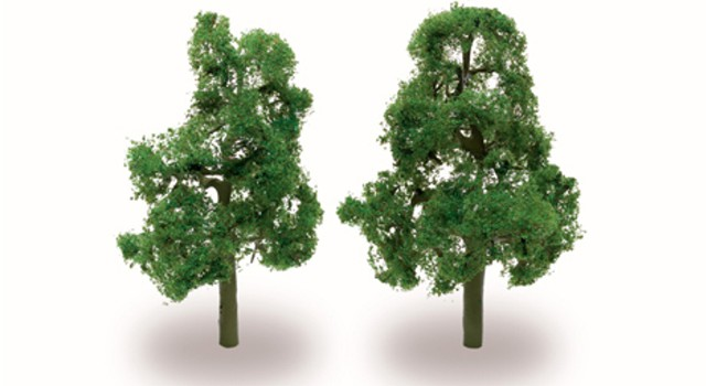 Hornby R8933 - ECO SYCAMORE TREES X 2