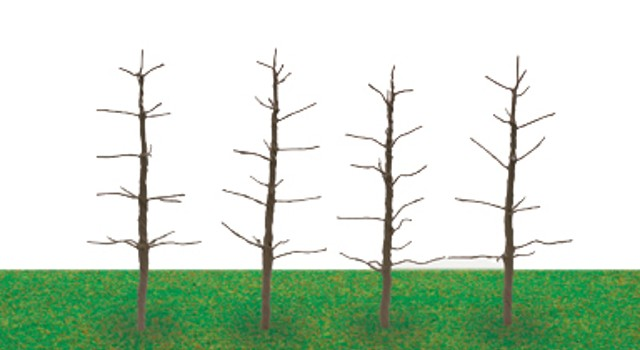Hornby R8937 - PINE TREE ARMATURES 75MM X 4